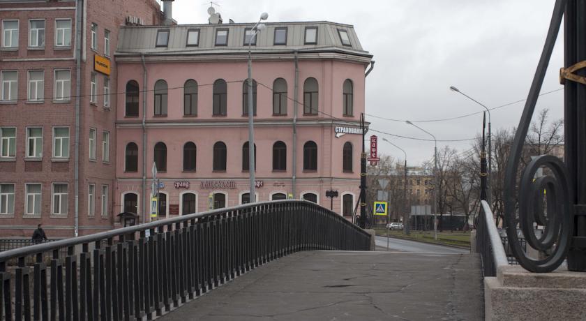 Pogostite.ru - Отель Ланселот | Санкт-Петербург | набережная р. Фонтанка | Бассейн #1