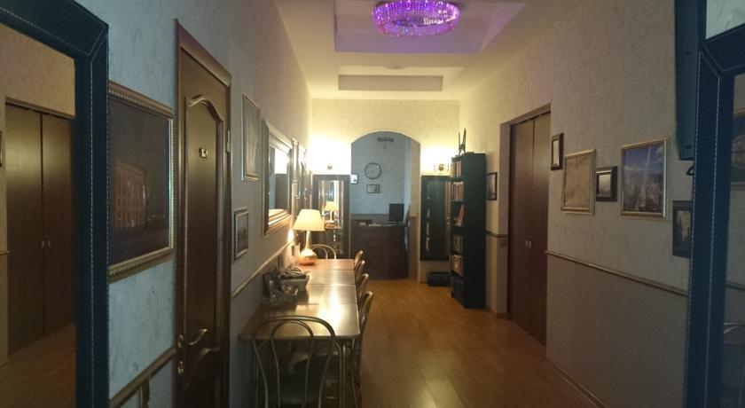 Pogostite.ru - Мини-Отель Васильевский остров | Санкт-Петербург | Академический сад | Библиотека #3