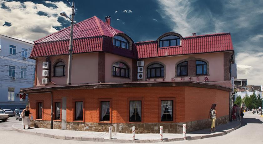 Pogostite.ru - ВАЛЕНСИЯ | г. Симферополь | в центре | парковка #2
