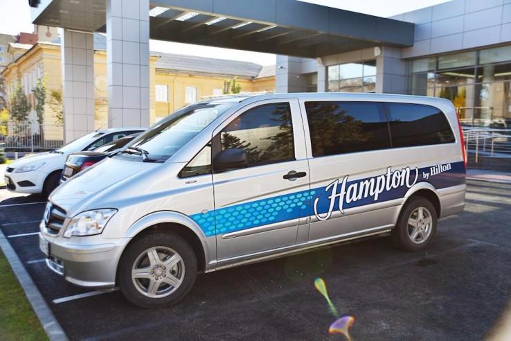 Pogostite.ru - Hampton by Hilton Volgograd Profsoyuznaya | Хэмптон бай Хилтон Волгоград Профсоюзная | Волгоград | Сквер Саши Филиппова | Библиотека #42