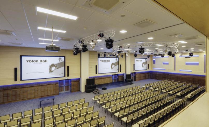 Pogostite.ru - Hampton by Hilton Volgograd Profsoyuznaya | Хэмптон бай Хилтон Волгоград Профсоюзная | Волгоград | Сквер Саши Филиппова | Библиотека #35