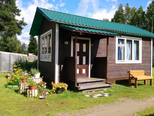 Pogostite.ru - СОСНЫ ГОСТЕВОЙ КОМПЛЕКС | Карелия, Питкяранта | Парковка | Баня #14