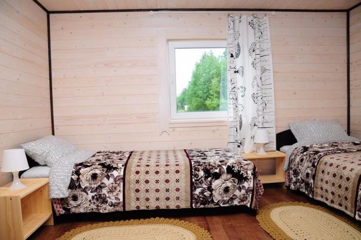 Pogostite.ru - СОСНЫ ГОСТЕВОЙ КОМПЛЕКС | Карелия, Питкяранта | Парковка | Баня #17