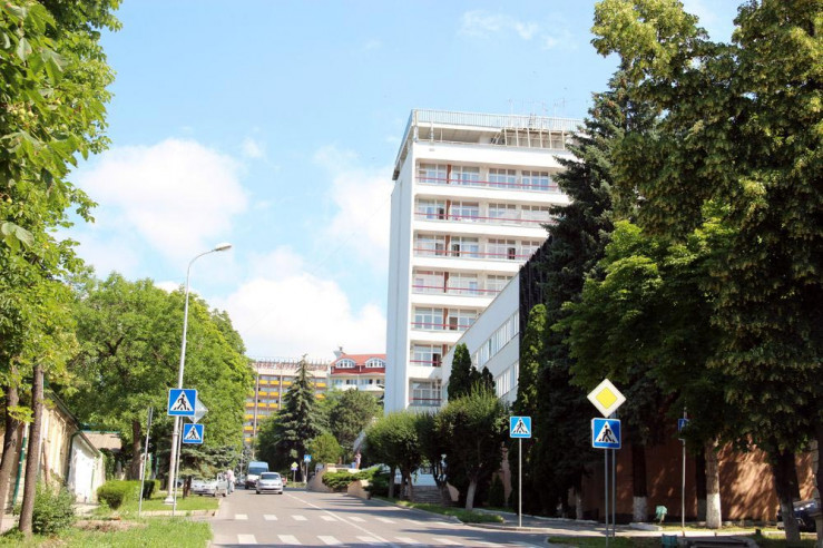 Pogostite.ru - САНАТОРИЙ ТАРХАНЫ | г. Пятигорск, центр | Лечение включено | Wi-Fi #1