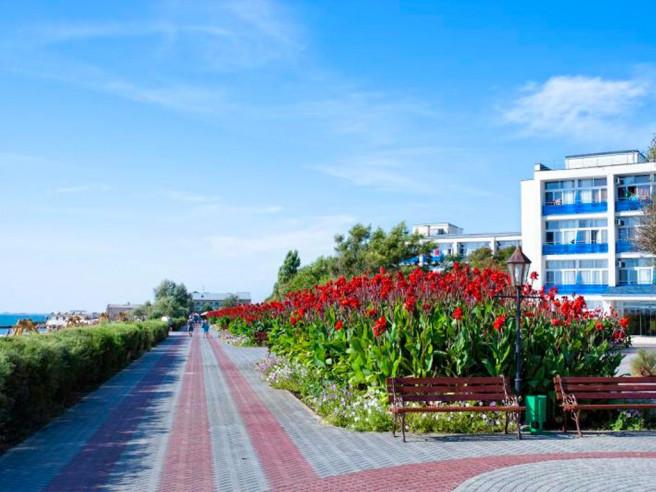 Pogostite.ru - САНАТОРИЙ ПОЛТАВА | г. Саки, Крым | Wi-Fi | Лечение включено #38