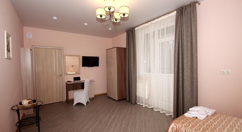 Pogostite.ru - London Apartment Hotel | Лондон Апарт-отель | Новокуйбышевск | река Татьянка | прокат автомобилей | #6