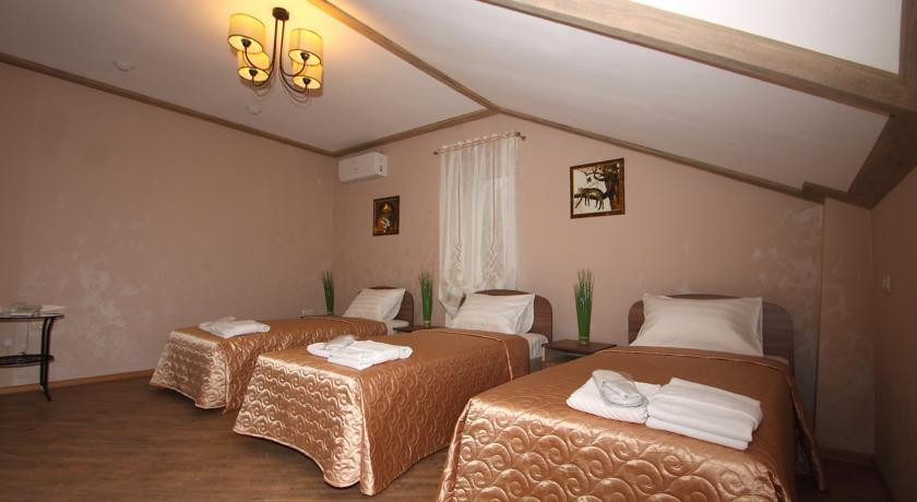 Pogostite.ru - London Apartment Hotel | Лондон Апарт-отель | Новокуйбышевск | река Татьянка | прокат автомобилей | #25
