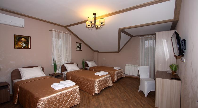 Pogostite.ru - London Apartment Hotel | Лондон Апарт-отель | Новокуйбышевск | река Татьянка | прокат автомобилей | #26