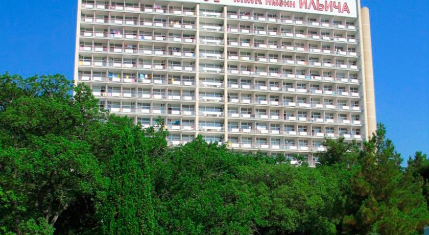 Pogostite.ru - АЙ-ДАНИЛЬ САНАТОРИЙ | Крым, Гурзуф | СПА-центр | Wi-Fi #35