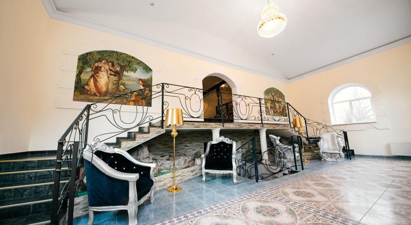 Pogostite.ru - ГОРКИ-10 МИНИ-ОТЕЛЬ | Рублёво-Успенское шоссе | Крокус экспо #2