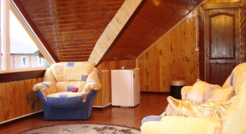 Pogostite.ru - Дом Лазаревых | Аршан | Тукинская долина | катание на лыжах | #12