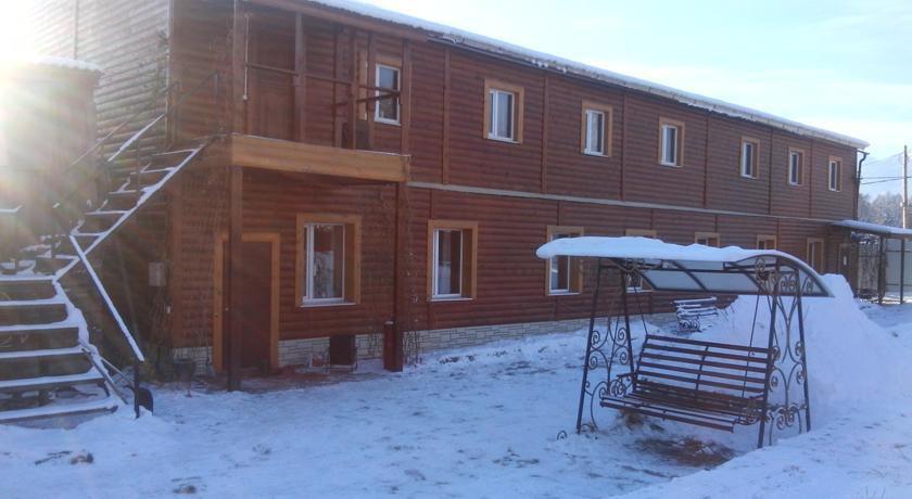 Pogostite.ru - Дом Лазаревых | Аршан | Тукинская долина | катание на лыжах | #2