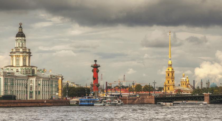 Pogostite.ru - АМСТЕРДАМ ОТЕЛЬ | Санкт-Петербург | исторический центр | банкетный зал | #12