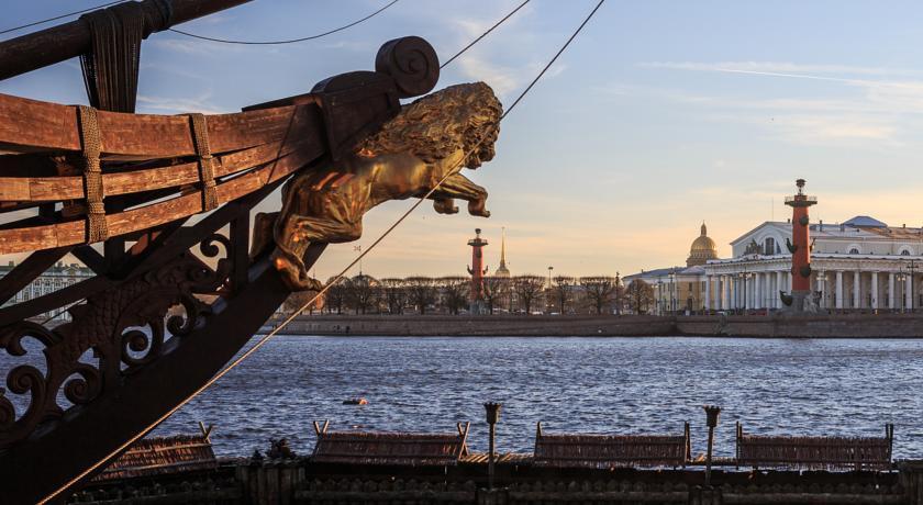 Pogostite.ru - АМСТЕРДАМ ОТЕЛЬ | Санкт-Петербург | исторический центр | банкетный зал | #11