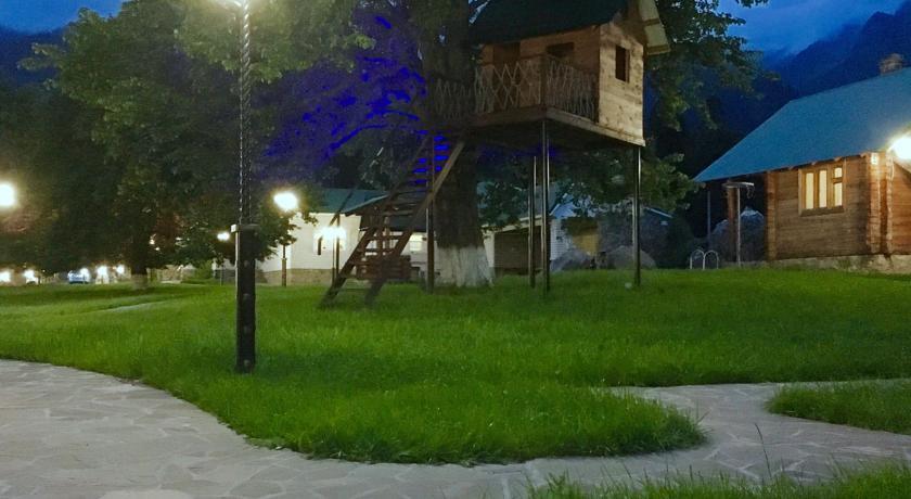 Pogostite.ru - Орлиное Гнездо | г. Архыз | р. Большой Зеленчук | Бильярд #10