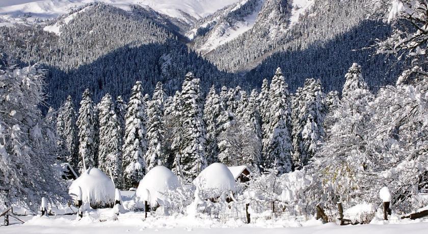 Pogostite.ru - АРХЫЗ | г. Архыз | Катание на лыжах | Парковка #5
