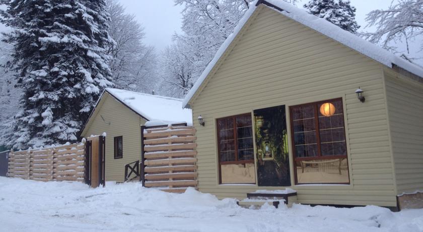 Pogostite.ru - АРХЫЗ | г. Архыз | Катание на лыжах | Парковка #1