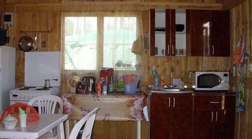 Pogostite.ru - КАМПУС ГОСТЕВОЙ ДОМ | п. Хужир | Wi-Fi | Разрешено с животными #4
