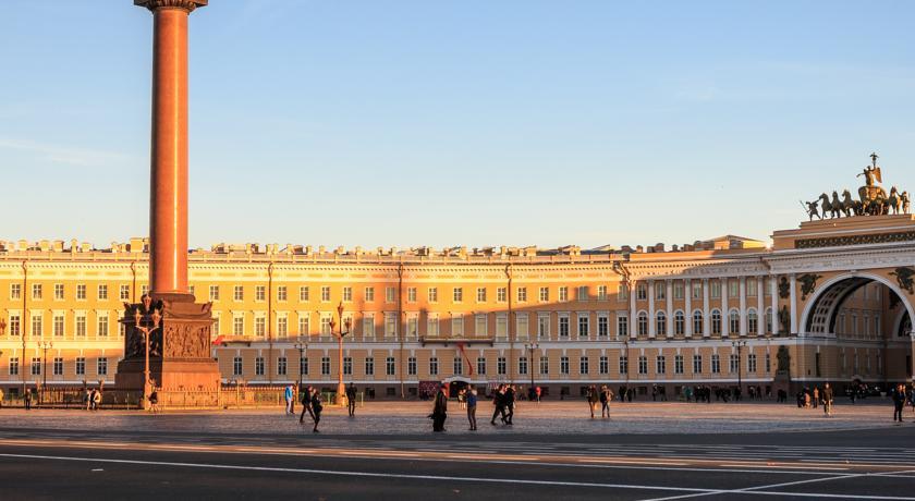 Pogostite.ru - Огниво | Санкт-Петербург | река Нева | трансфер | #2