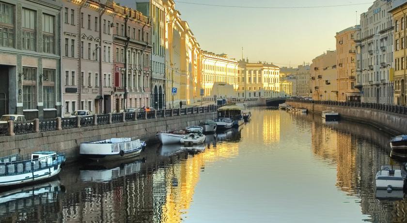 Pogostite.ru - Огниво | Санкт-Петербург | река Нева | трансфер | #9