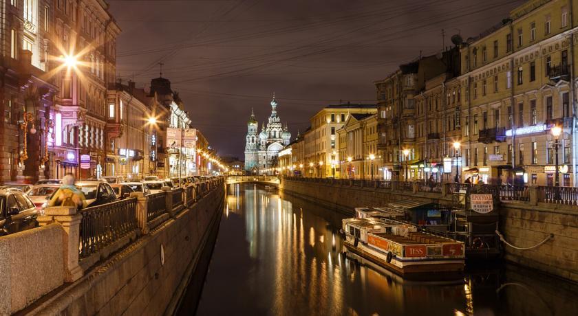 Pogostite.ru - Огниво | Санкт-Петербург | река Нева | трансфер | #7
