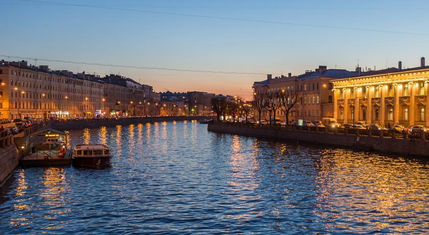 Pogostite.ru - Огниво | Санкт-Петербург | река Нева | трансфер | #8