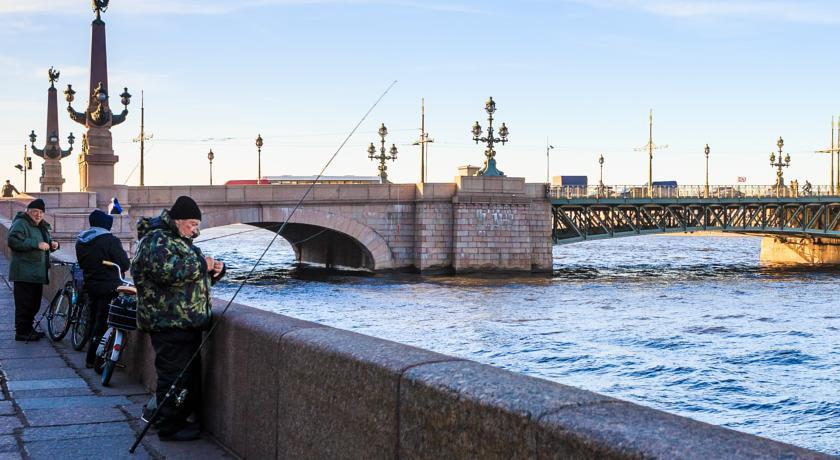 Pogostite.ru - Огниво | Санкт-Петербург | река Нева | трансфер | #6