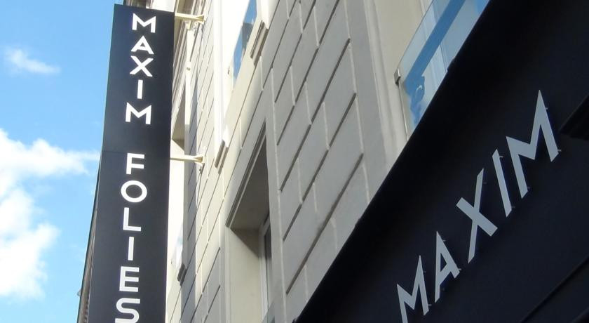 Pogostite.ru - MAXIM FOLIES | Париж | Опера Гарнье | Интернет #1