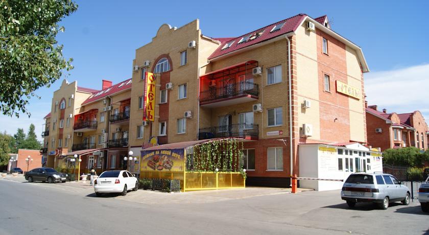 Pogostite.ru - Отель | г. Волгодонск | парк Дружбы | Бильярд | #4