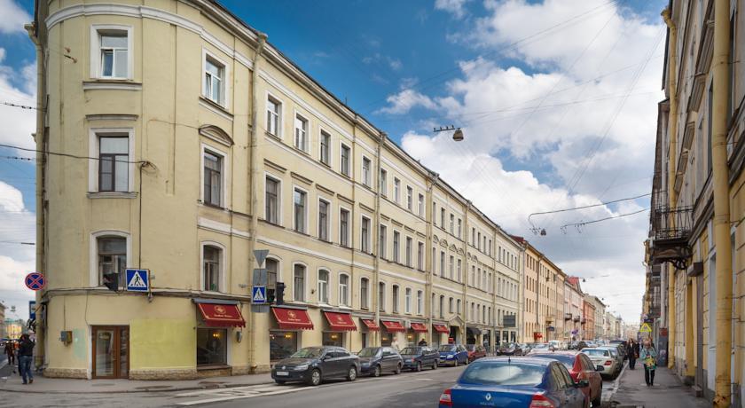 Pogostite.ru - СТАНЦИЯ К43 | г. Санкт-Петербург | Семейные номерва | С кухней #1