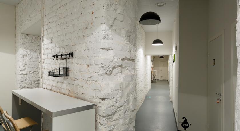 Gasthof STATION K43 2 * (St. Petersburg | Familienzimmer | Kuche mit ...