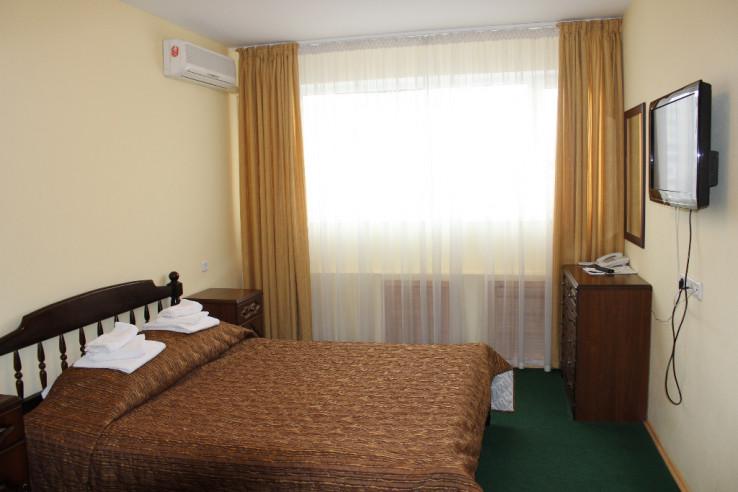 Pogostite.ru - Изолированный 2-местный 2-комнатный Стандарт #24