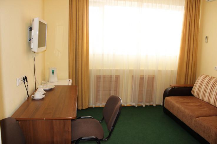 Pogostite.ru - Изолированный 2-местный 2-комнатный Стандарт #25