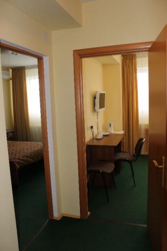 Pogostite.ru - Изолированный 2-местный 2-комнатный Стандарт #27