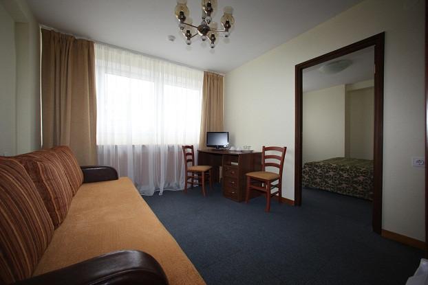 Pogostite.ru - Изолированный 2-местный 2-комнатный Стандарт #26
