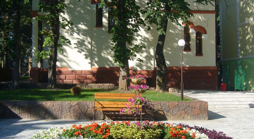 Pogostite.ru - ШАЛЯПИН ПАНСИОНАТ | г. Кисловодск | Бассейн | Сауна #40