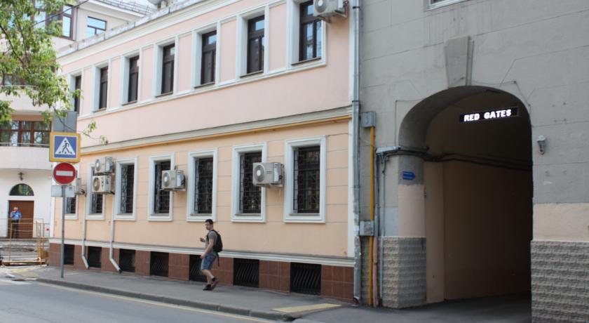 Pogostite.ru - RED GATES   м. Красные ворота #1