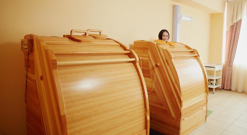 Pogostite.ru - РОДНИК САНАТОРИЙ | г. Кисловодск | Санаторно-курортное лечение | Три бювета на территории #23