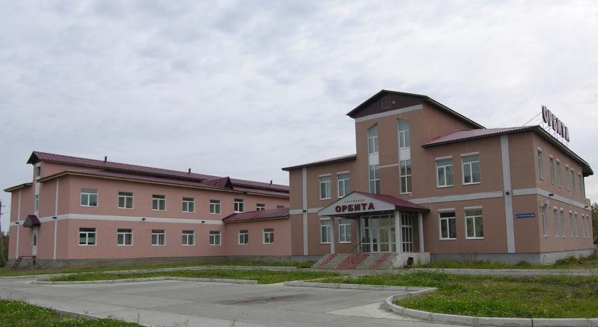 Pogostite.ru - Орбита | г. Усинск | Вознесенская церковь | Парковка | #1