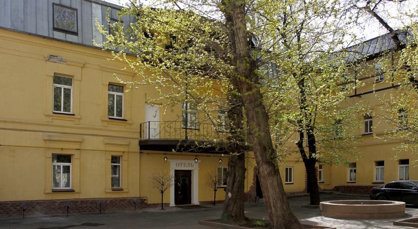 Pogostite.ru - Леонарт | м. Сретенский бульвар | Чистые пруды | Парковка #2