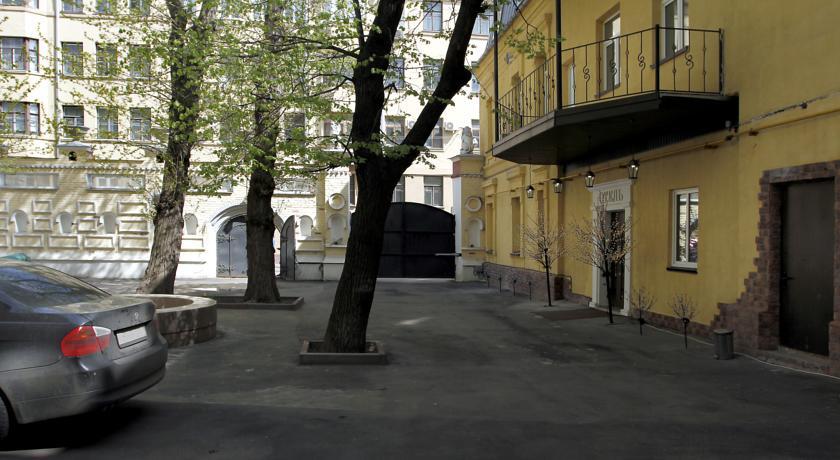 Pogostite.ru - Леонарт | м. Сретенский бульвар | Чистые пруды | Парковка #4