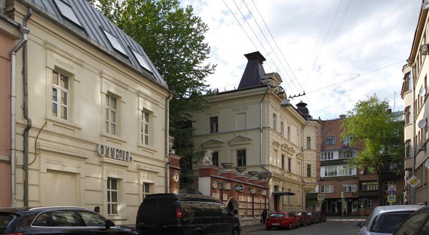 Pogostite.ru - Леонарт | м. Сретенский бульвар | Чистые пруды | Парковка #6