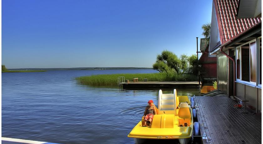 Pogostite.ru - ОРЛОВСКАЯ 1 ГОСТЕВОЙ ДОМ | г. Осташков, на берегу оз. Селигер | Прокат лодок, катамаранов | Сауна #1