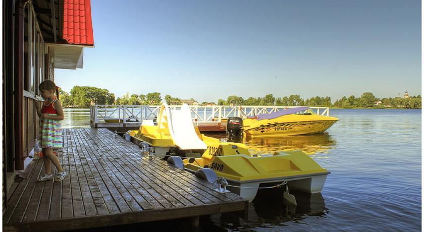 Pogostite.ru - ОРЛОВСКАЯ 1 ГОСТЕВОЙ ДОМ | г. Осташков, на берегу оз. Селигер | Прокат лодок, катамаранов | Сауна #34