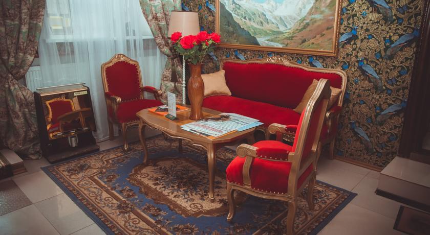 Pogostite.ru - Конакоф Парк Отель | Сажино | Сауна | Бильярд | #26