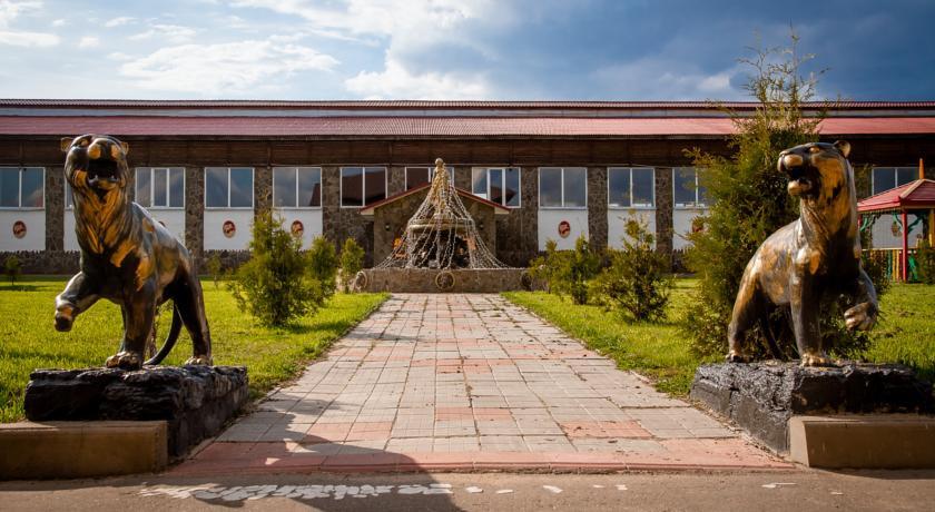 Pogostite.ru - Конакоф Парк Отель | Сажино | Сауна | Бильярд | #1