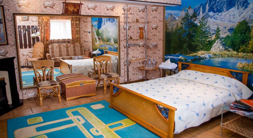 Pogostite.ru - Конакоф Парк Отель | Сажино | Сауна | Бильярд | #31