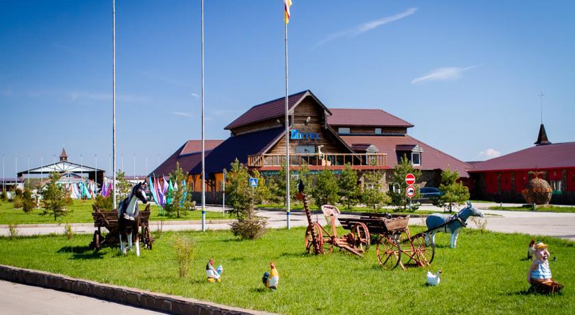 Pogostite.ru - Конакоф Парк Отель | Сажино | Сауна | Бильярд | #2