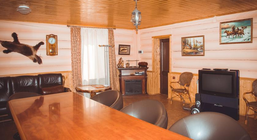 Pogostite.ru - Конакоф Парк Отель | Сажино | Сауна | Бильярд | #8