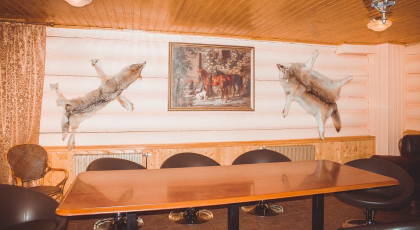 Pogostite.ru - Конакоф Парк Отель | Сажино | Сауна | Бильярд | #9